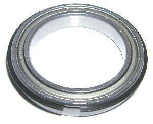 6202ZZNR Shielded Bearing Snap Ring 15x35x11 Ball Bearings
