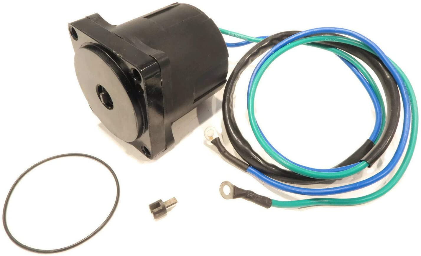 The ROP Shop | Trim Motor with O-Ring for 2004 Yamaha 200HP, LZ200TXRC, VX200TLRC, VZ200TLRC