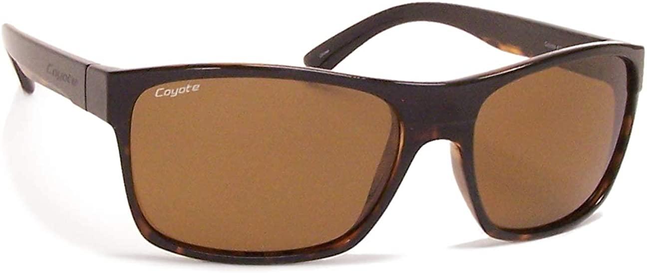 Twist Performance Polarized Sunglasses - Black/Tortoise/Brown