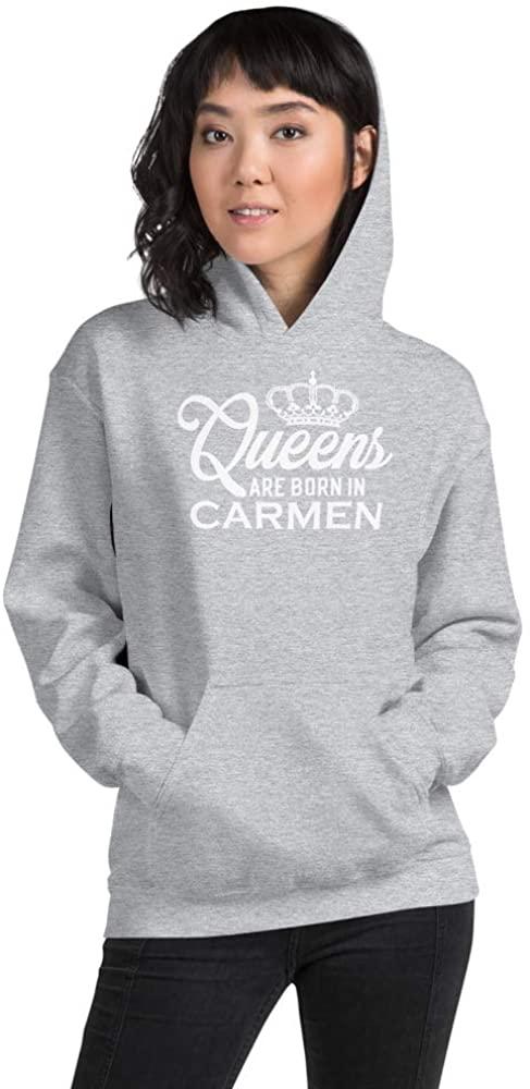 Queens are Born in Carmen PF