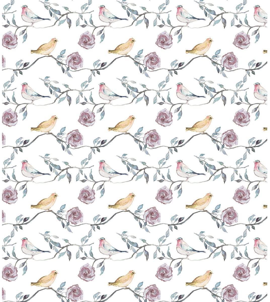 Craft Consortium Bird Tree Tops Decoupage Papers (3 Pack), 13.75 x 15.75