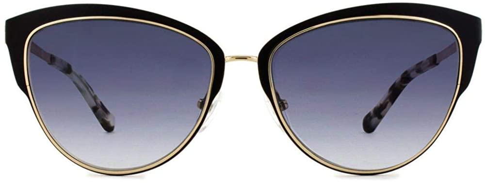 Calvin Klein Metal Frame Grey Lens Ladies Sunglasses CK8007S5716001