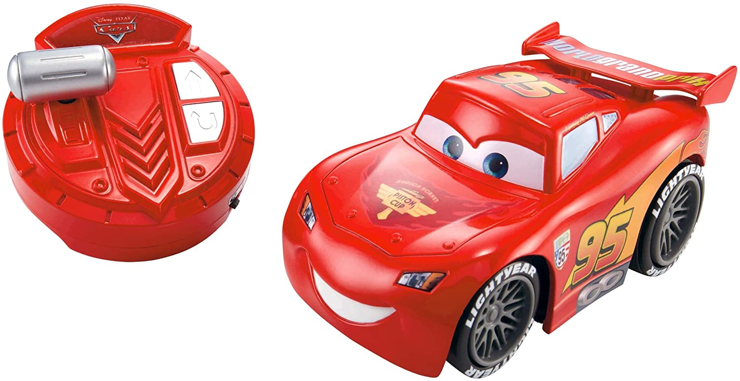 Cars RC Gear Shifters Lightning McQueen Vehicle