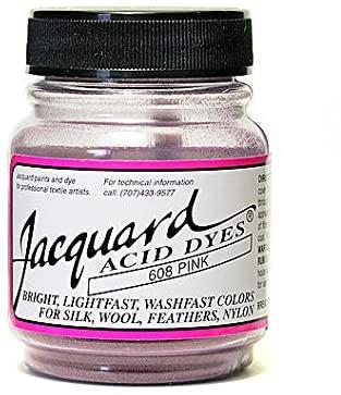 Jacquard Acid Dyes (Pink) 3 pcs sku# 1843965MA