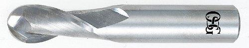 Carbide End Mill, 11.0mm D, 25mm Cut