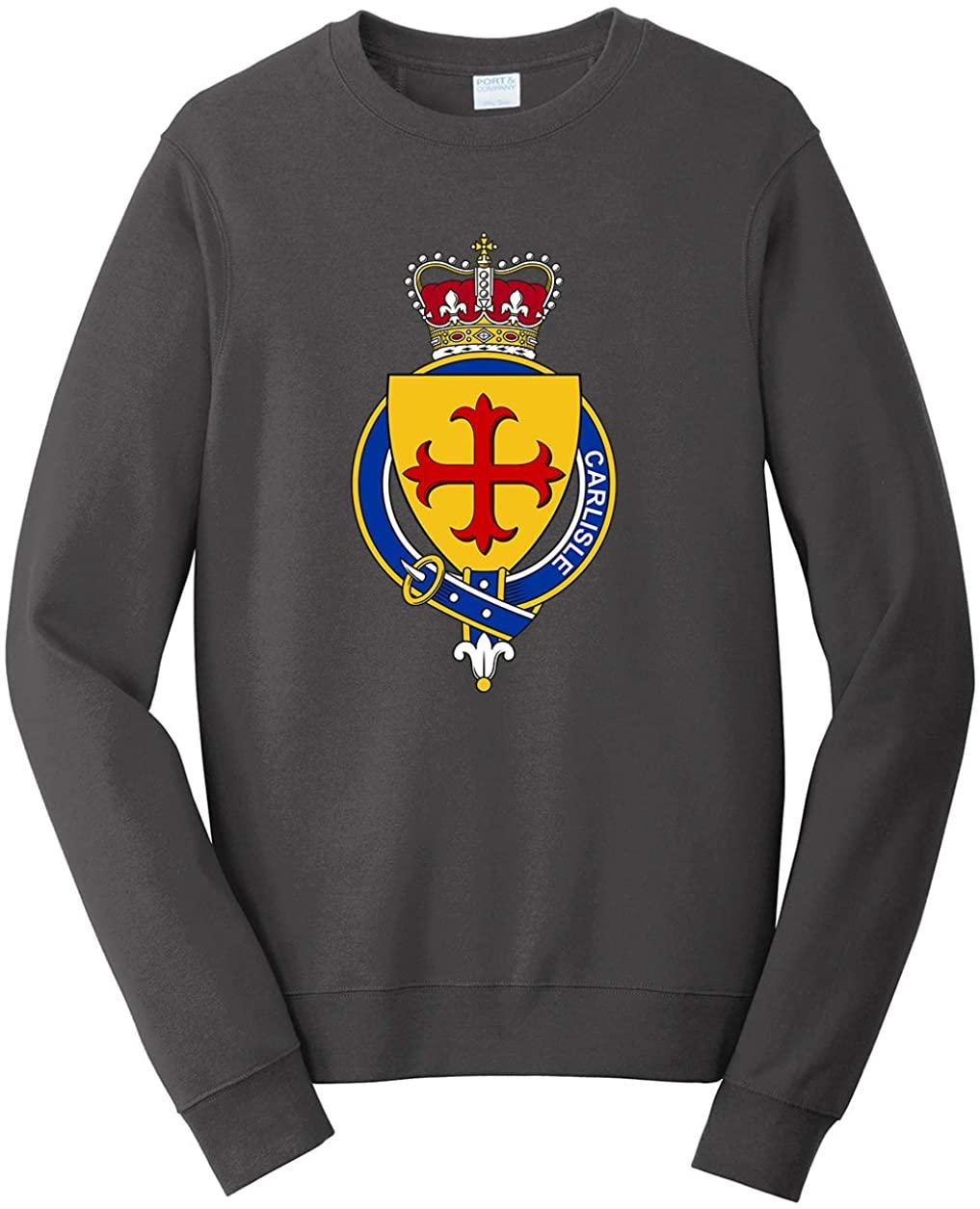 Tenacitee Men's Scottish Garter Family Carlisle Sweatshirt