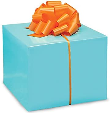 Turquoise Recycled Gloss 24X 85Recycled Gift Wrap Cutter Box (2 Unit, 1 Pack per Unit.)