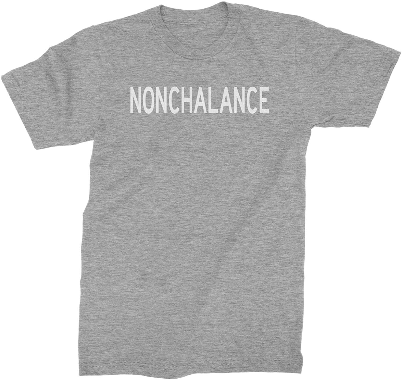 Expression Tees Nonchalance Mens T-Shirt