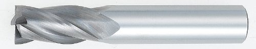 Carbide End Mill, 404BN, 7.0mm D, 19mm Cut