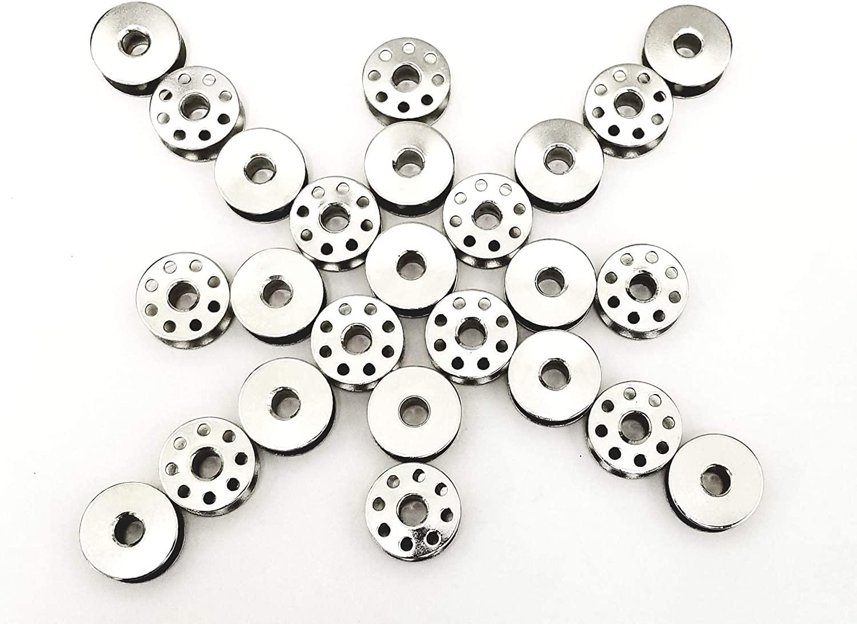 25 pcs. INDUSTRIAL SEWING MACHINE BOBBINS FOR JUKI DDL5550-6
