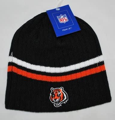 Cincinnati Bengals Knit Beanie Hat Scully Cap Reebok