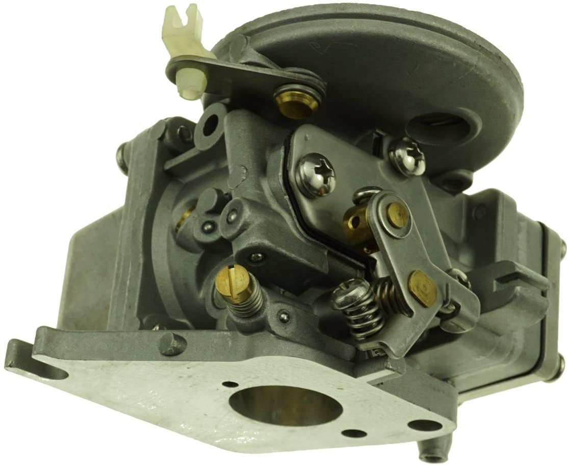 UANOFCN New Carburetor Assy for Yamaha Outboard Boat Motor Engine 4HP 5HP 6E3-14301-00