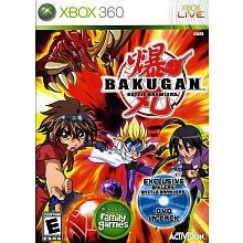 Bakugan Battle Brawlers with DVD - Xbox 360
