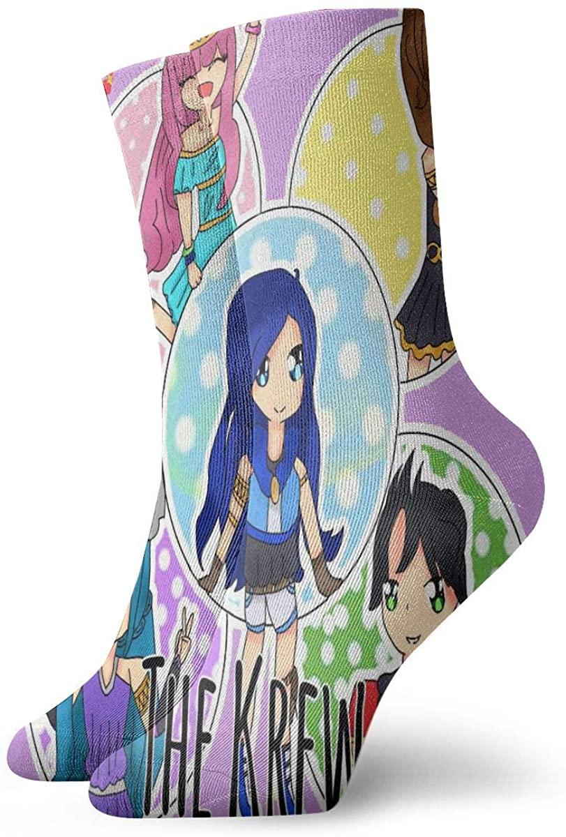BITH Itsfunneh Socks Women Casual Socks Cute Unisex Socks