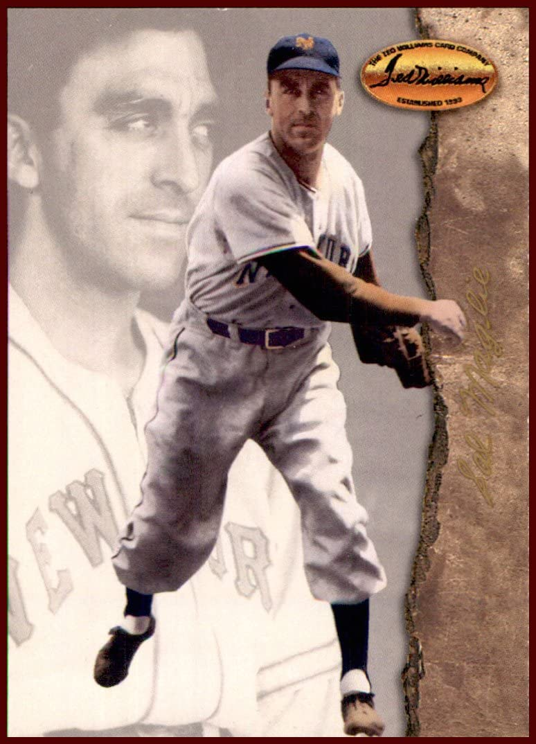 Sal Maglie NEW YORK GIANTS 1994 Ted Williams #53