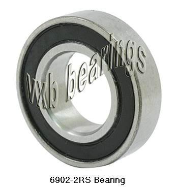 6902-2RS Bearing Deep Groove 6902-2RS Ball Bearings