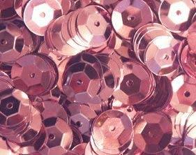 5mm cup sequins PINK pk/800