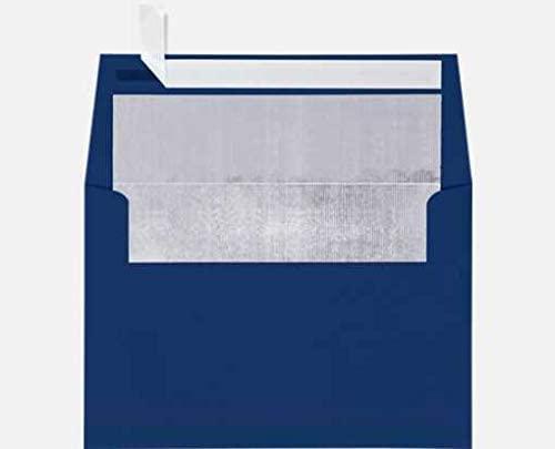 A7 Foil Lined Invitation Envelopes (5 1/4 x 7 1/4) (Pack of 5000)