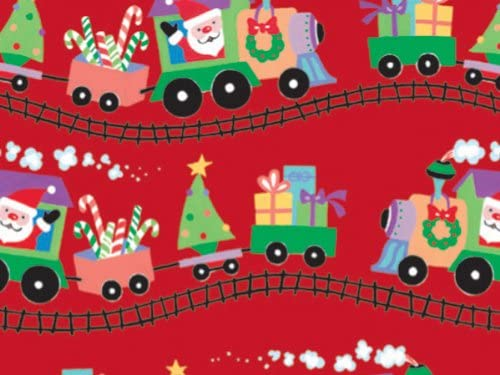 SANTA EXPRESS Gift Wrap 24