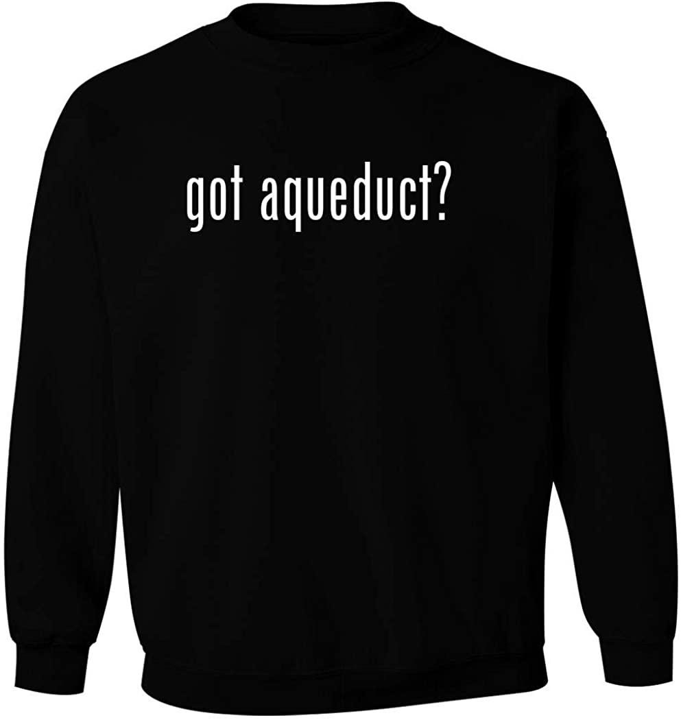 got aqueduct? - Men's Pullover Crewneck Sweatshirt