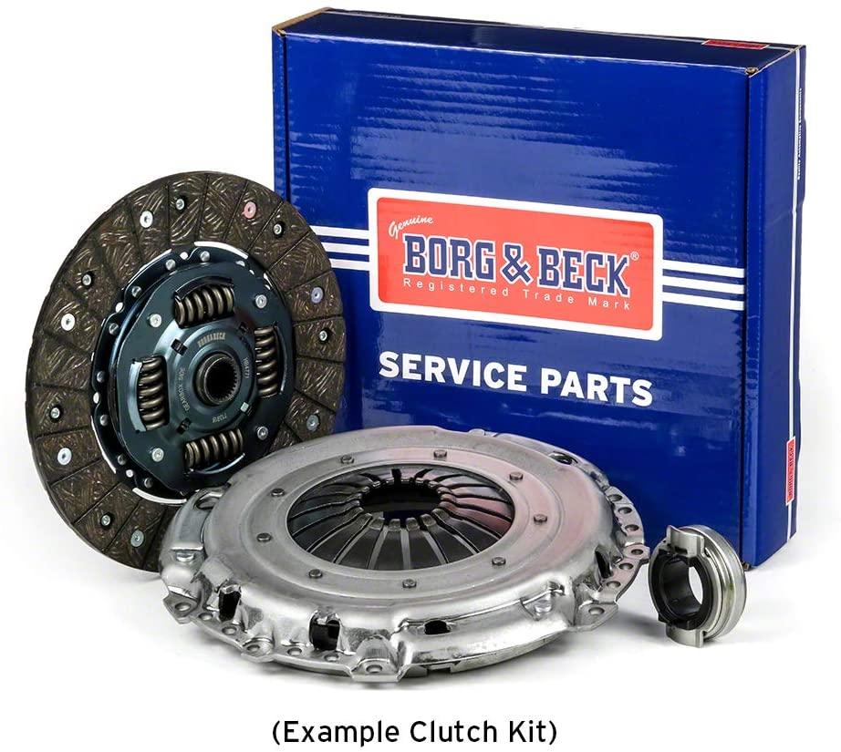 Borg & Beck HK6467 Clutch Kit 3-in-1