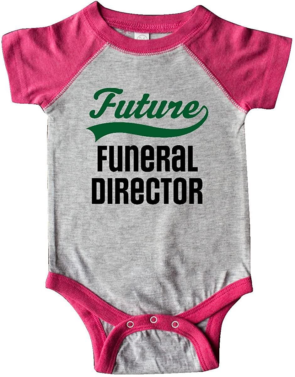 inktastic Future Funeral Director Infant Creeper
