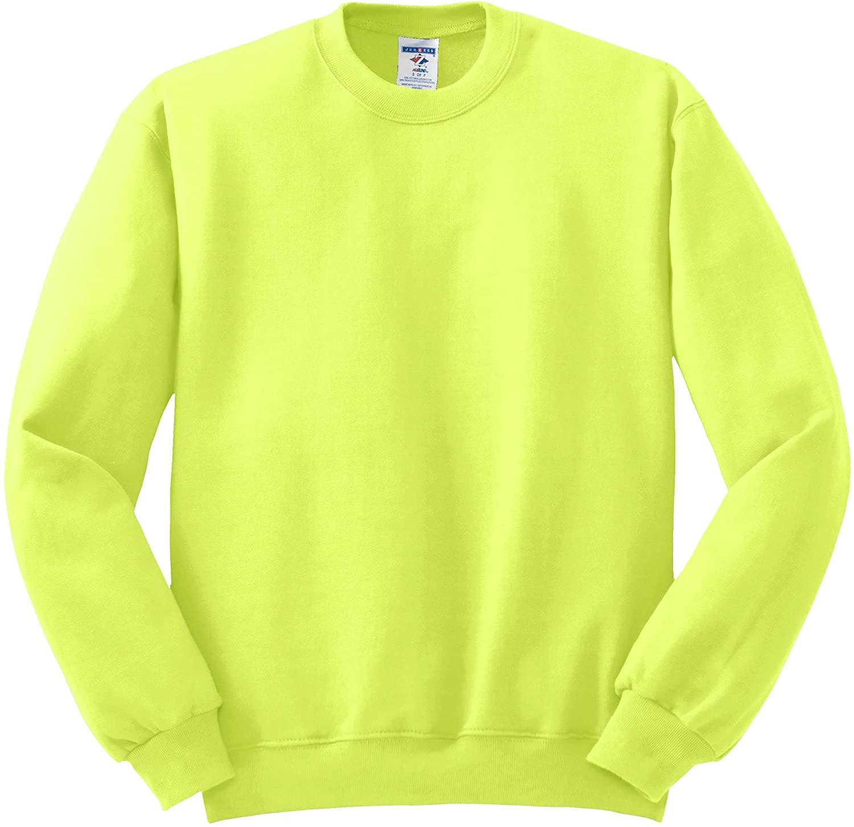 INK STITCH Unisex Jerzees NuBlend Crewneck Sweatshirt - 17 Colors