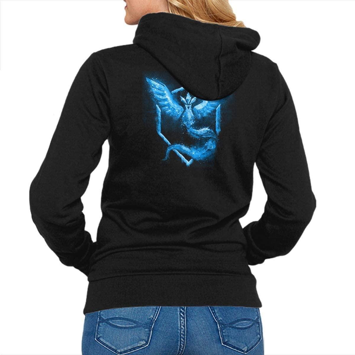 TeeFury Elemental Mystic - Unisex Zip-Up Sweatshirt