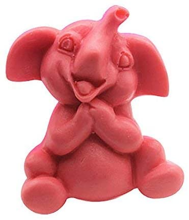 3D Elephant Craft Art Silicone Soap Mold Craft Molds DIY Handmade Candle Mold Chocolate Mold Moulds