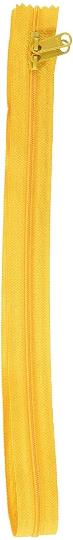 ByAnnie Double Slide Zipper 30`` Buttercup 30`` supply:irmev8914