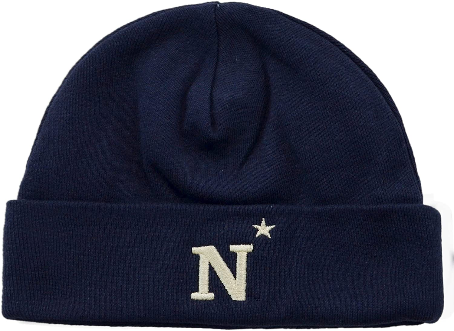 Top of the World Newborn Infant Cuffed Knit Team Icon Hat