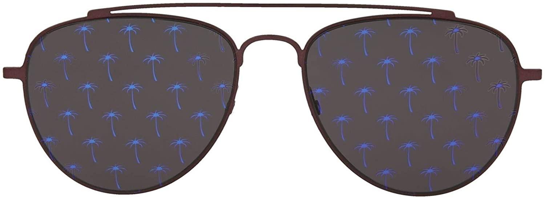 Tomas Maier Unisex Aviator Sunglasses