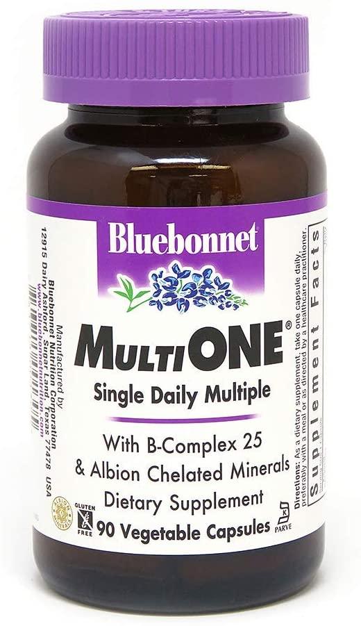 Bluebonnet Nutrition, Multi One, 90 Count