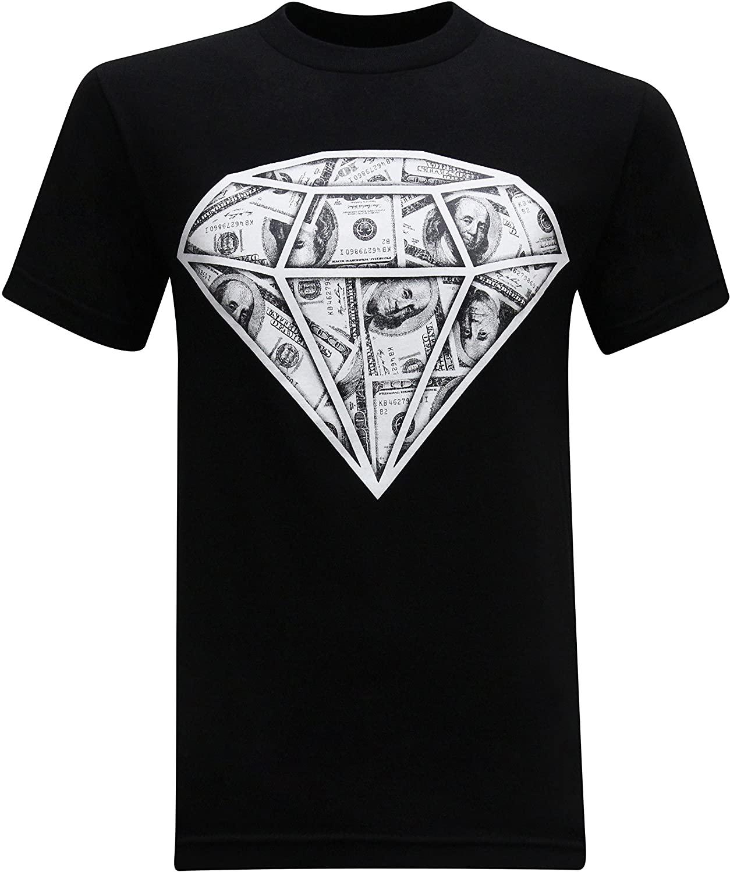 Diamond Benjamin Men's T-Shirt