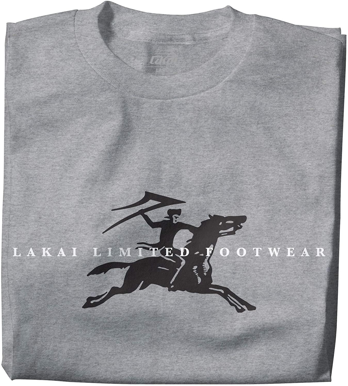 Lakai Unisex-Adult's Gallop TEE Athletic Heather