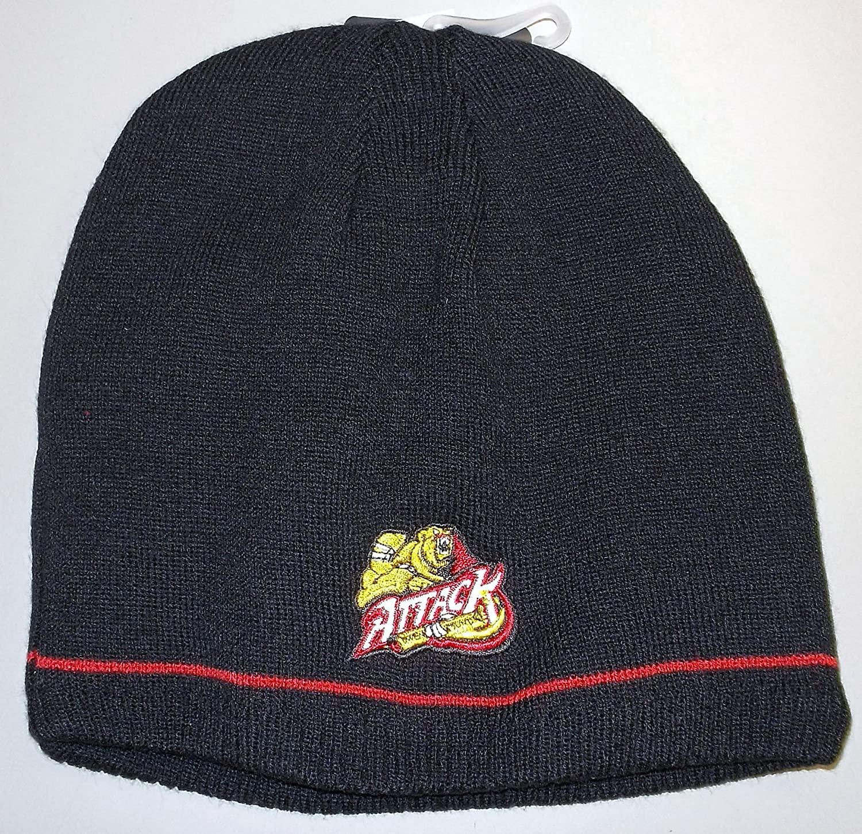 Reebok OHL Owen Sound Attack Reversible Knit Hat - Adult OSFA