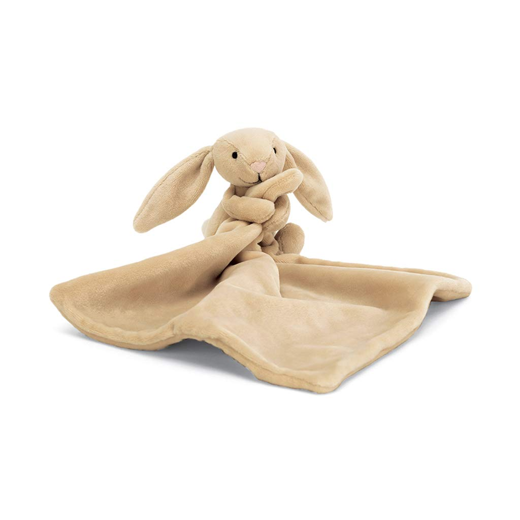 Jellycat My Friend Bunny Soother Plush Baby Security Blanket