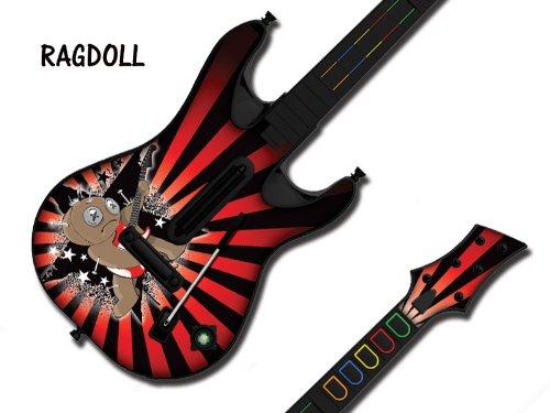 Designer skins for Guitar Hero 4