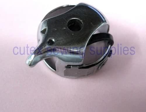 Cutex (TM) Brand Bobbin Case #4011530 Viking 21, 180, 950, 6360, 6440 & White Sewing Machines