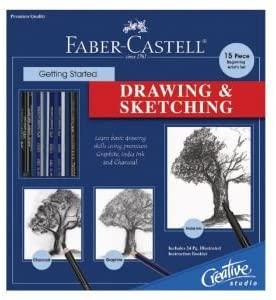 3 Pack GETTING STARTED DRAWING SET Drafting, Engineering, Art (General Catalog)