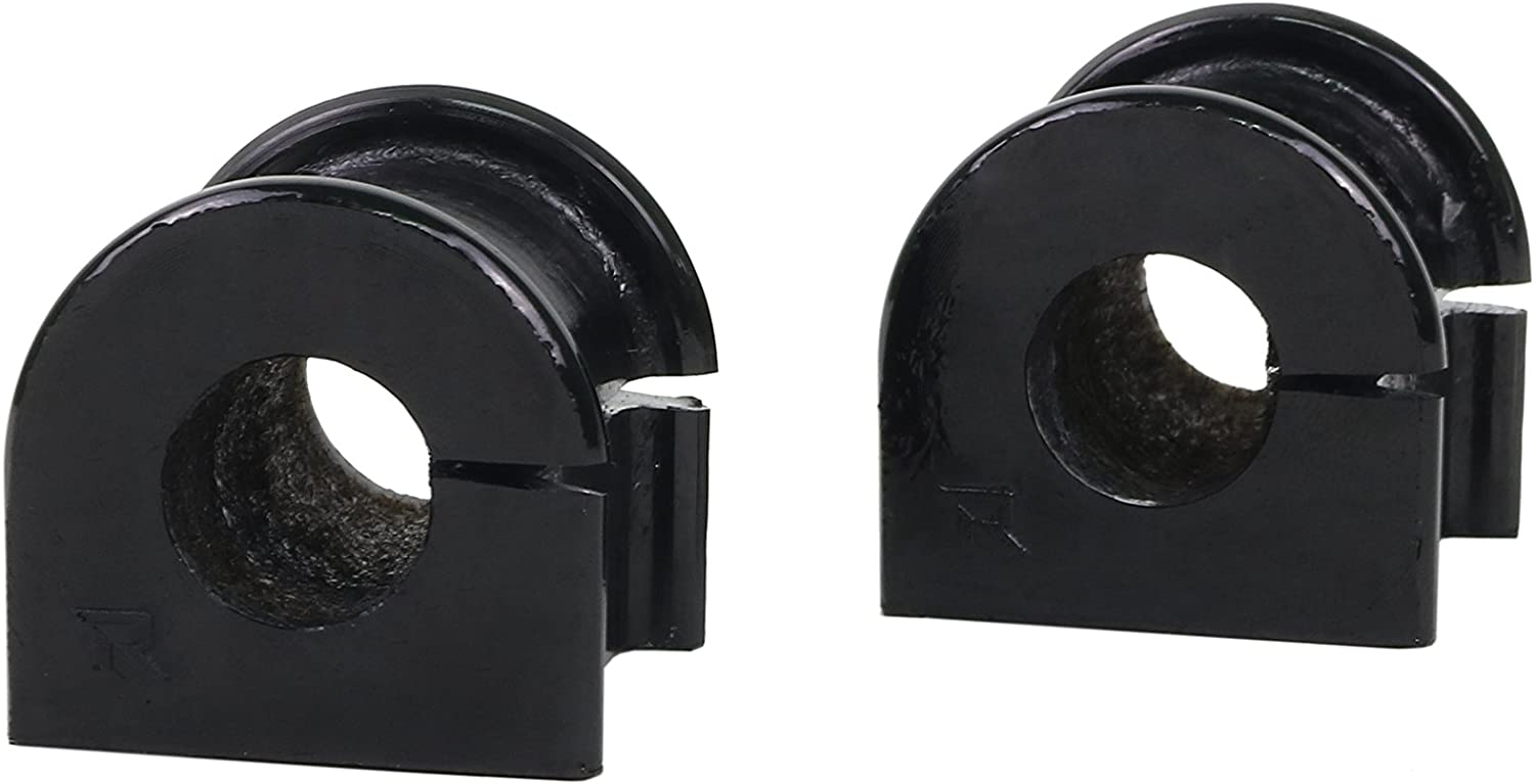 Nolathane REV004.0114 Black Sway Bar-Mount Bushing-Front-17Mm