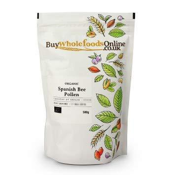 Buy Whole Foods Organic Spanish Bee Pollen (500g)