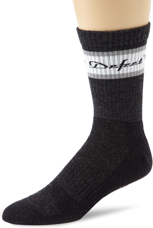 DEFEET Men's Charcoal/Grey Sock