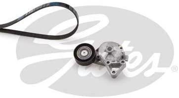 Gates K056PK1053 Ribbed V-Belt Set