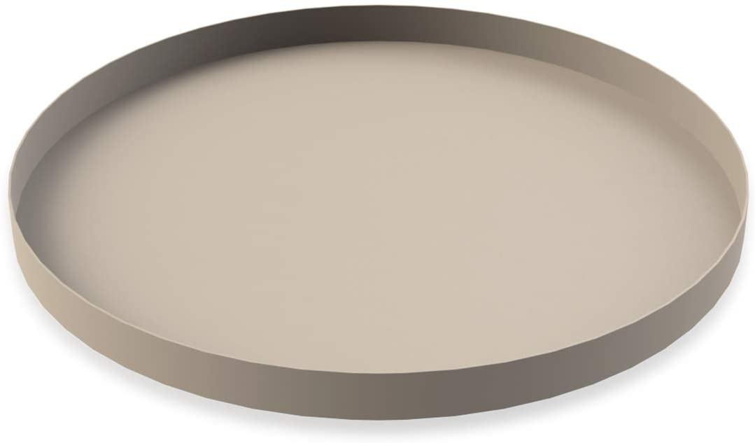 Cooee Design 40 cm Sand Stainless Steel Tray