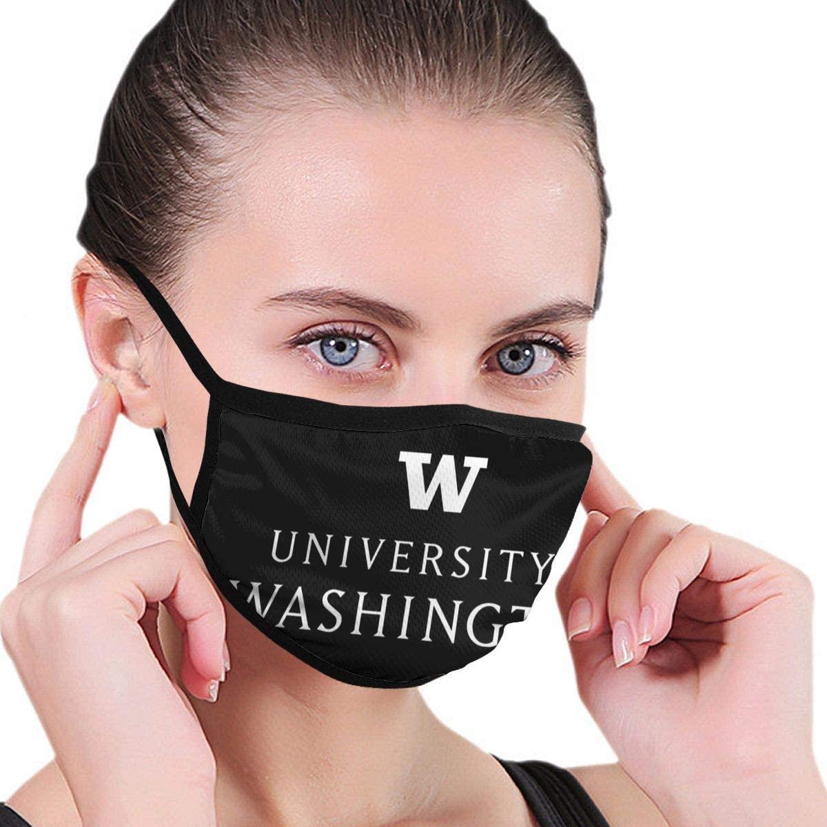 Uw Commemorate Outdoor Decorative Face Protection Face Cover Bandana Gaiter Balaclava Scarf Headwear