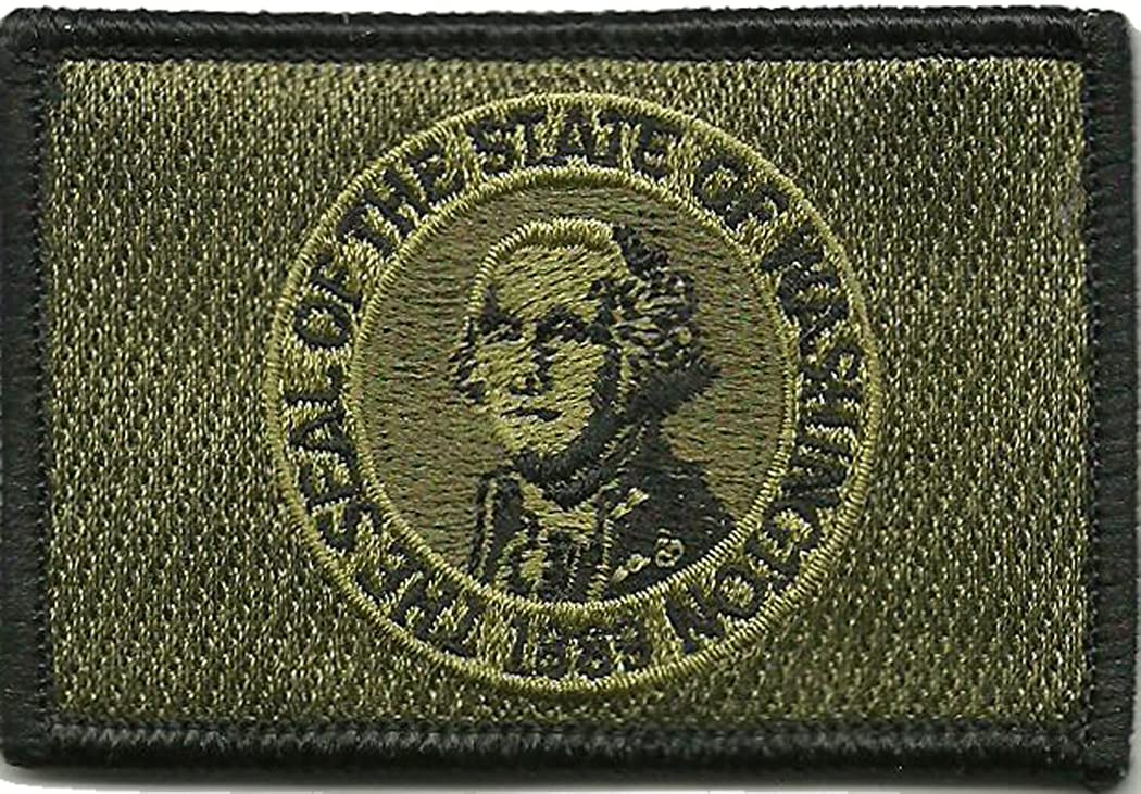 Tactical State Patch - Washington