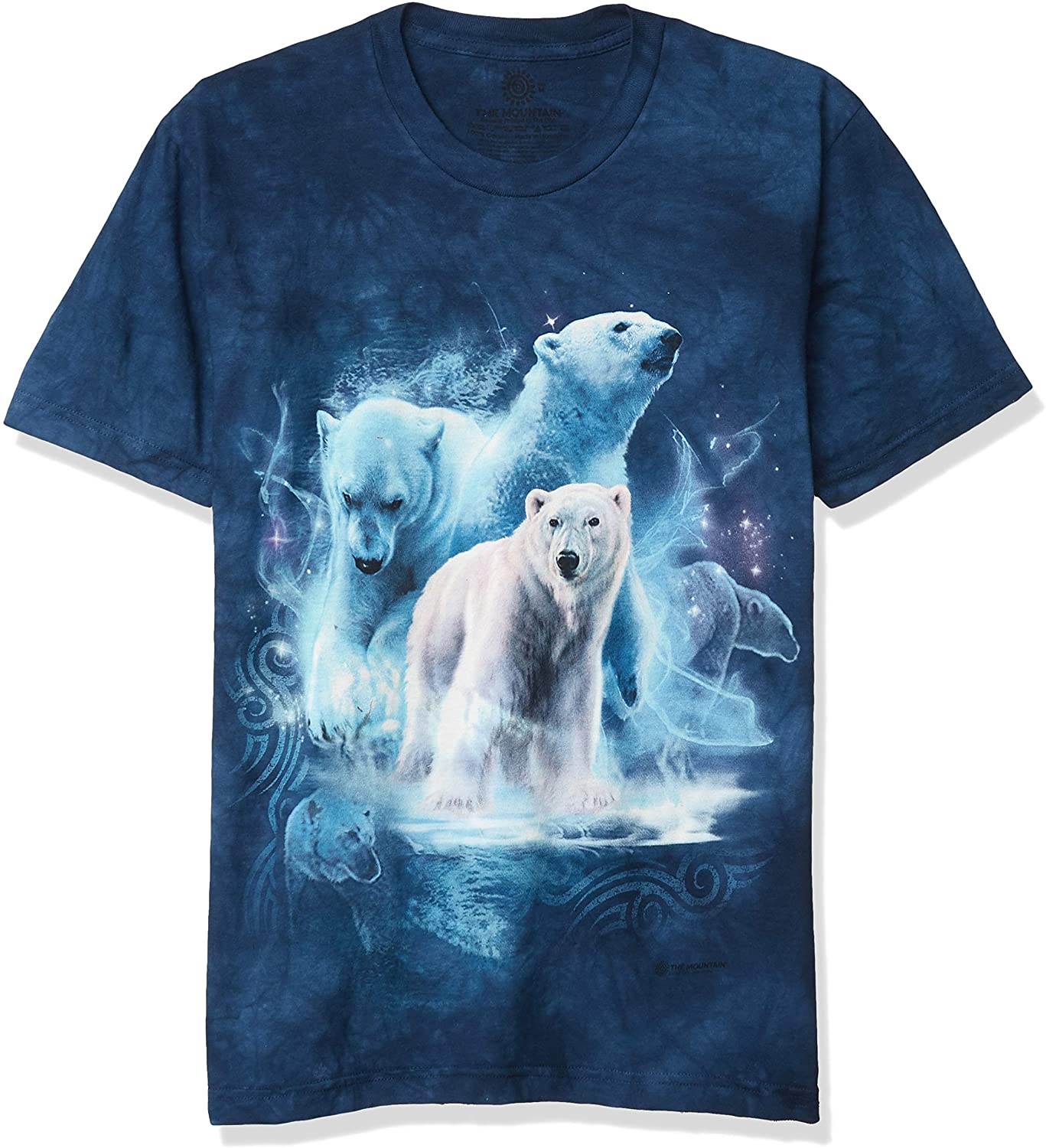 The Mountain Men's Polar Collage