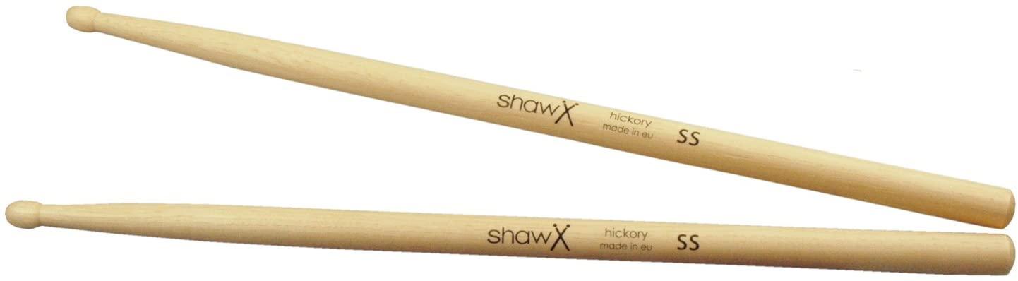 Shaw Super Soul Hickory Wood Tip Drumsticks