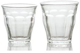 Duralex Glasses, Glass, Transparent